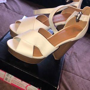 Brand New CR Heels
